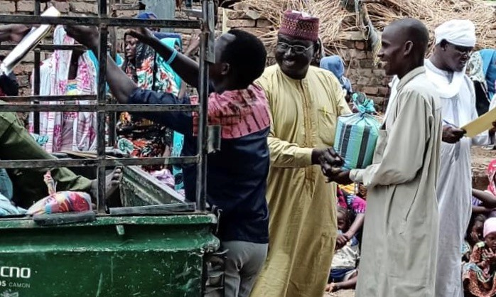 Food Distribution Outreach Helps Muslim Neighbors in Chad Find the Love of Jesus